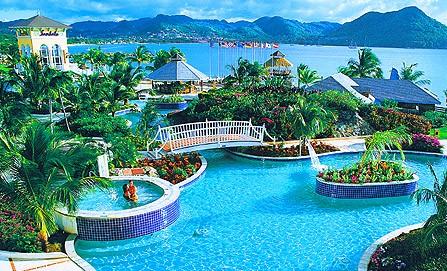 6f1b76f6c54d2 Sandals Grande St Lucia. sandalsgrandestluciapool