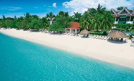 Beaches Sandy Bay Negril Resort Jamaica 1