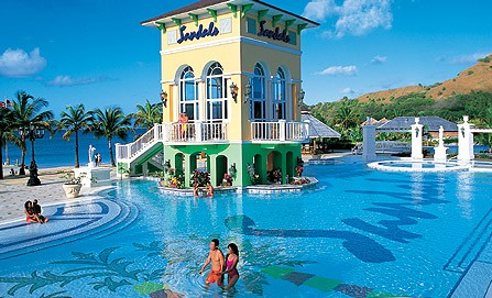 Sandals Grande St Lucia