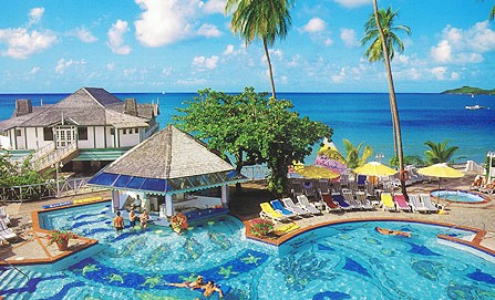 Sandals Resort Halcyon St Lucia Sandalshalcyonpool
